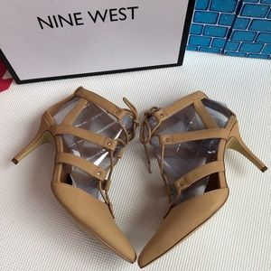 Nine West Fanfave Pointy Toe Pumps